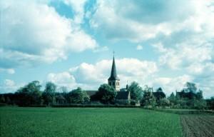 Kirche 50er Jahre