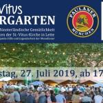 Biergarten St. Vitus